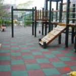 What are the Advantages of Rubber Tiles?