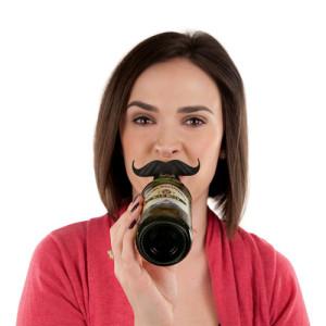 Mustache-Bottle-Markers