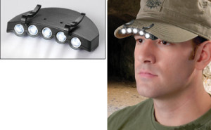 clipon-hat-light