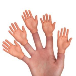 finger-hands