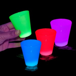 led-shot-glass