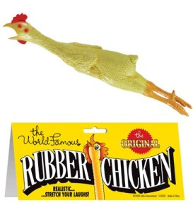rubber-chicken