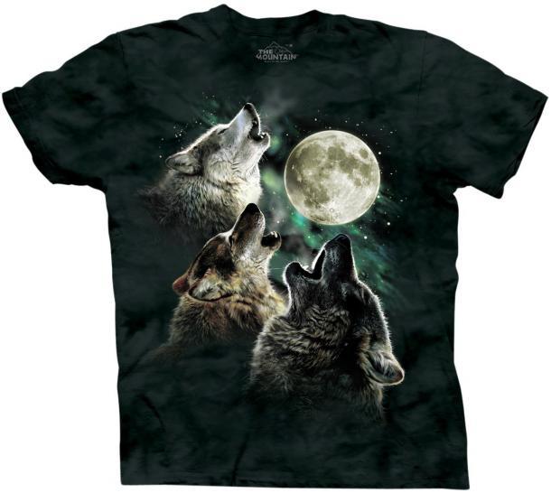 Original 3 Wolf Moon T-Shirt