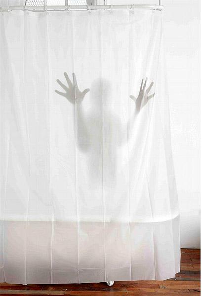 Exceptionnel Horror Shower Curtains