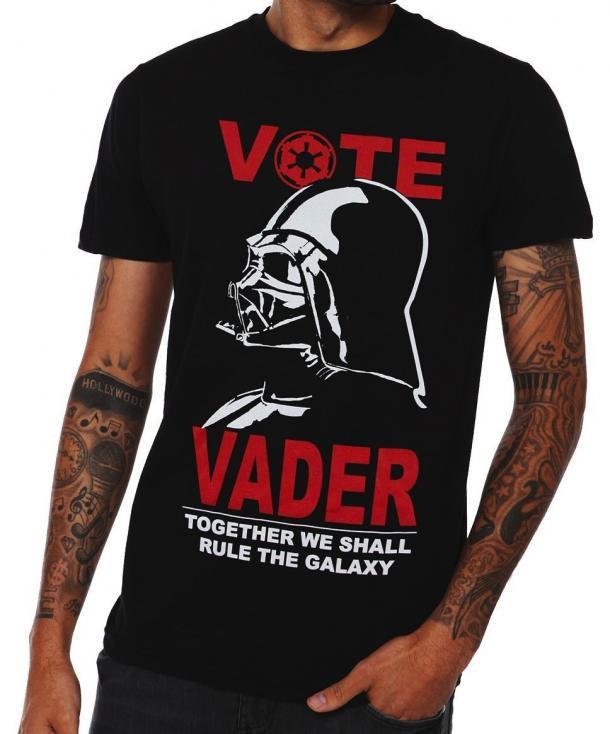 Star Wars Vote Vader T-Shirt