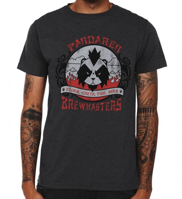 World Of Warcraft Pandaren T-Shirt