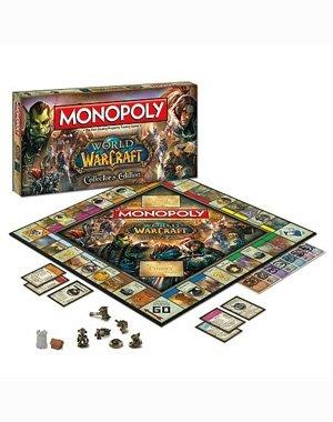 World of Warcraft Monopoly