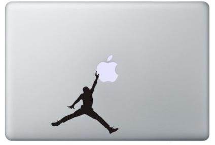 Air Jordan Macbook Decal