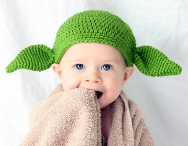 Baby Yoda Hat The Coolest Stuff Ever