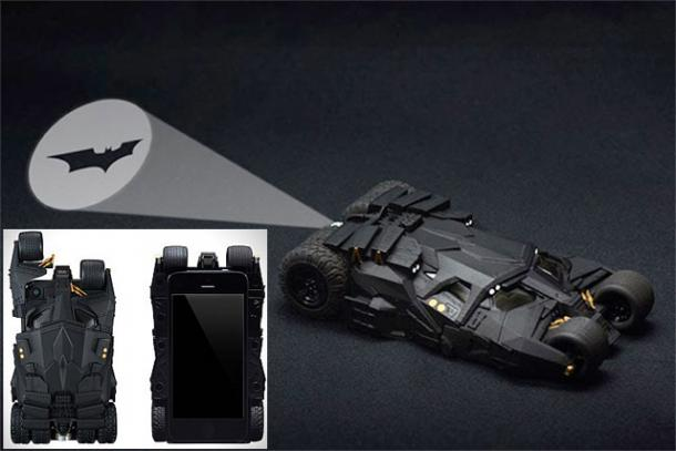 Batmobile Tumbler Iphone Case The Coolest Stuff Ever