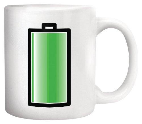 Battery Level Coffee Mug