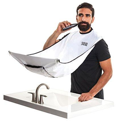 Beard Trimmer Bib