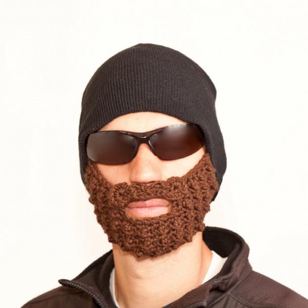 Beard Beanie Hat