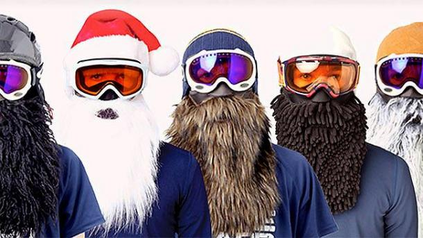 Beardski Beard Ski Mask