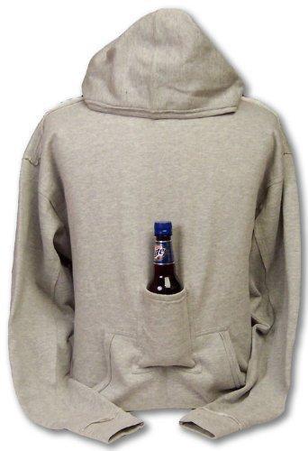 Beer Pocket Hoodie Sweatshirt