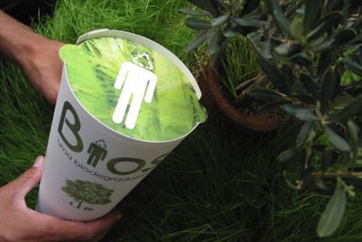 Biodegradable Urn Tree
