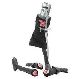 Black Knight Plush Toy