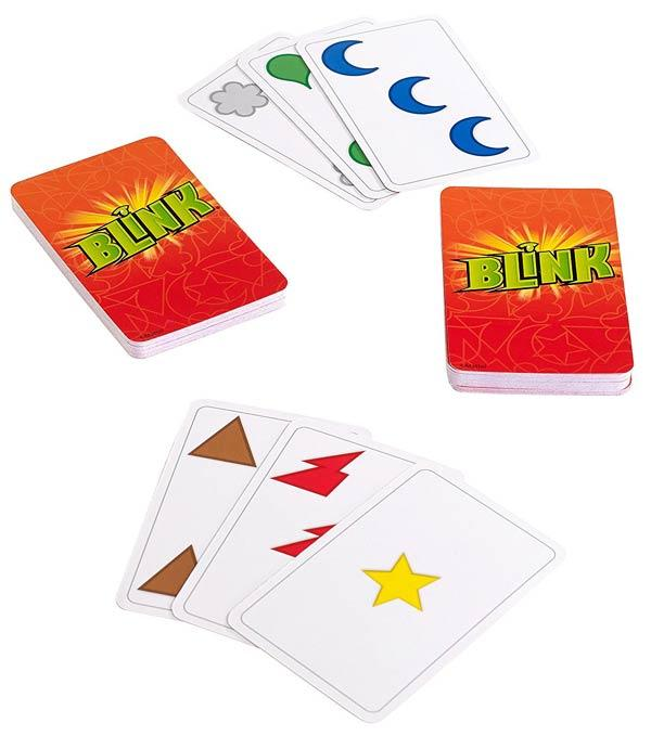BLINK Card Game – The World's Fastest Game