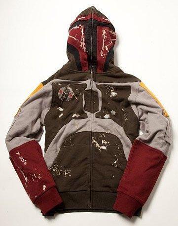 Star Wars Boba Fett Hoodie