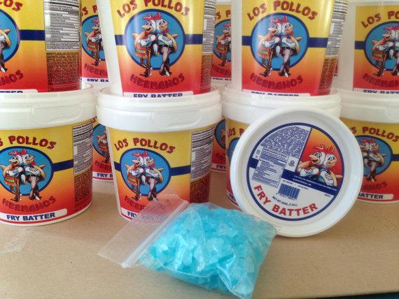 Los Pollos Hermanos Tub w/ Meth Candy