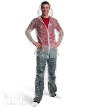 Bubble Wrap Suit