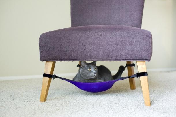Underchair Cat Hammock