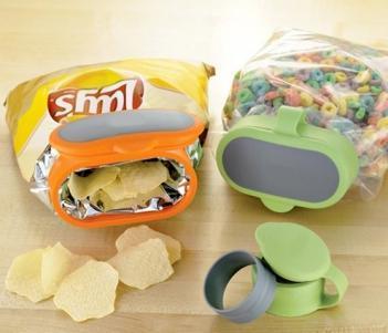 Chip Bag Cap That Seals