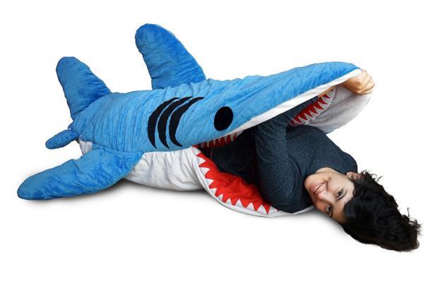 Chumbuddy 2 - Shark Sleeping Bag