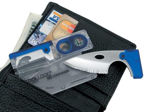ICE Companion Credit Card Sized Survival Tool