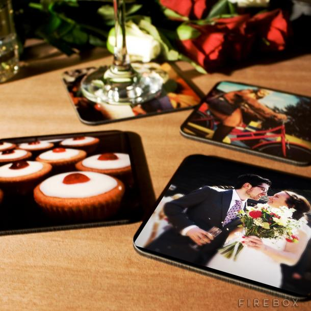 Custom Instagram Coasters
