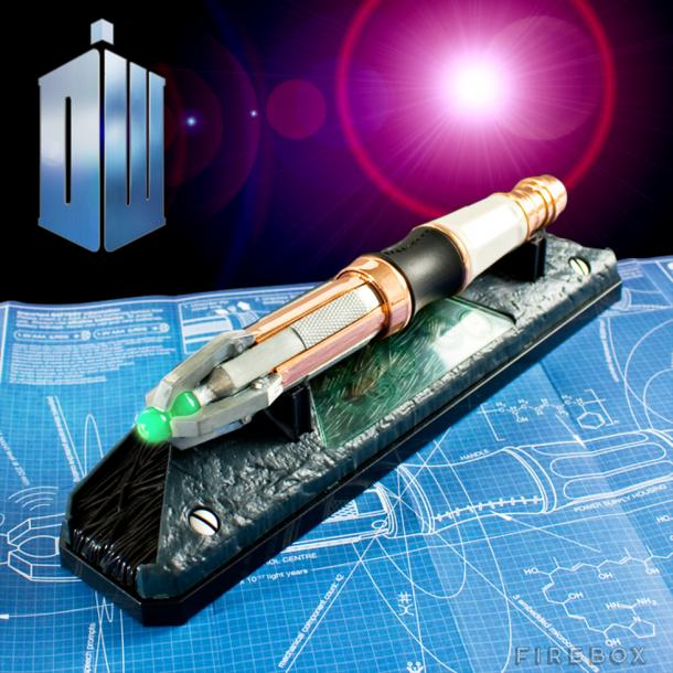 Doctor Who Universal Remote - Sonic Screwdriver