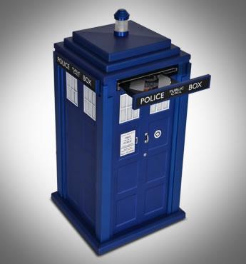 Dr. Who TARDIS Computer