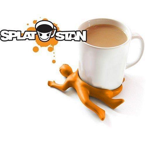 Splat Stan Drink Coaster