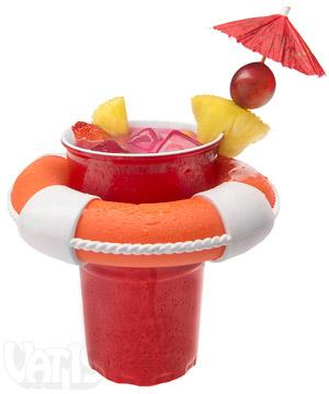 Drink Preserver Floating Cup Holder