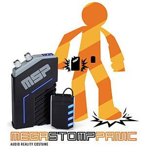 Mega Stomp Panic