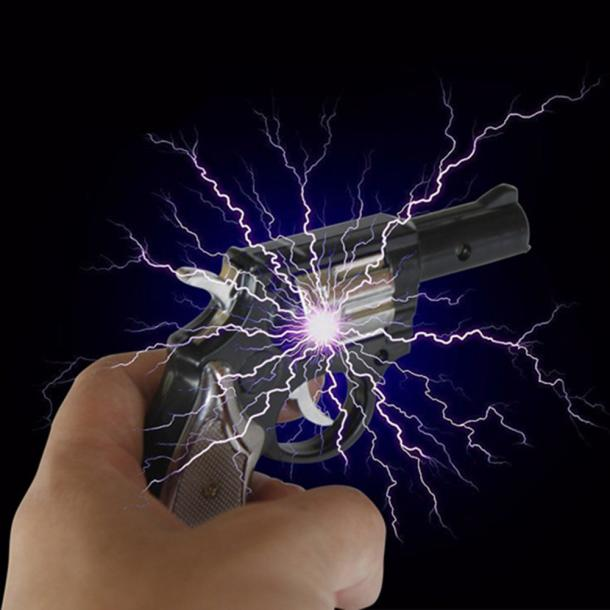 Electric Shock Gag Gun