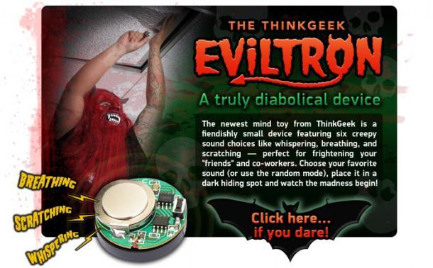 Eviltron - Annoy-Tron Prankster Pack