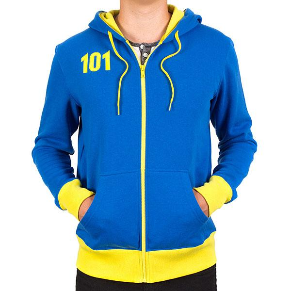 Fallout Vault 101 Hoodie