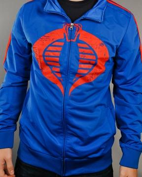 G.I. Joe Cobra Track Jacket