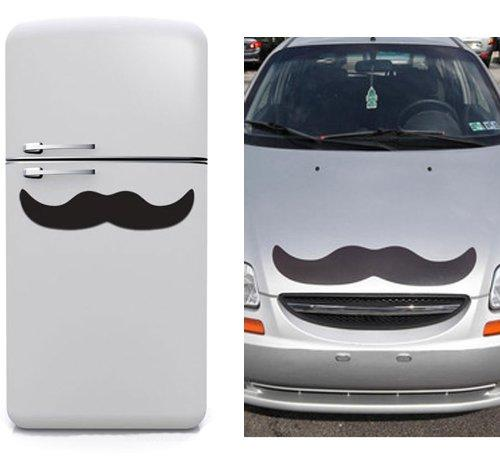 Giant Mustache Magnet For Your Car Or Appliance
