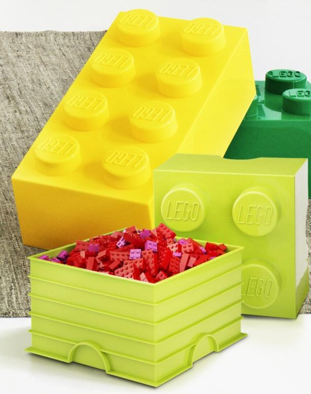 Giant LEGO Storage Blocks | The Coolest Stuff Ever