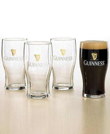 Guinness Pub Pint Glasses