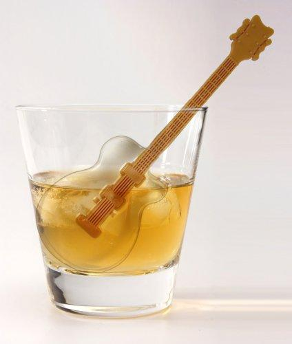 Jazz Guitar Ice Cubes and Stirrers