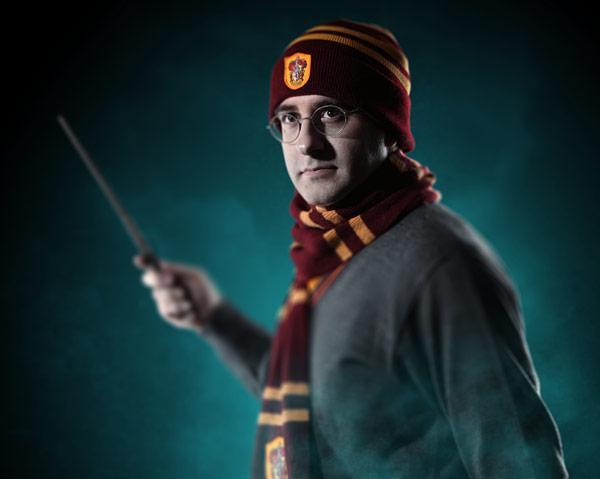 Harry Potter House Gryffindor Beanie