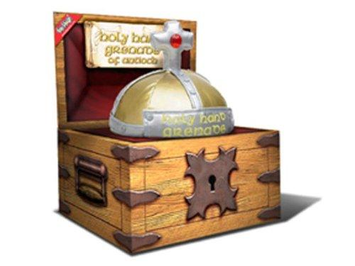 Holy Hand Grenade Of Antioch Plush Toy