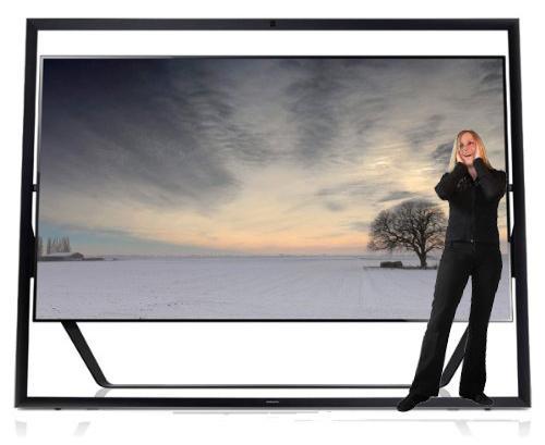 "A Huge-ass 85"" Ultra Awesome TV!"