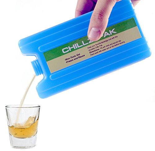 Ice Pack Booze Flask