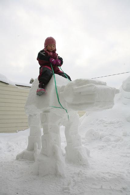 Snow Imperial Walker AT-AT