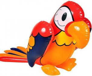 "40"" Inflatable Parrot"