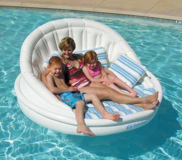 Inflatable Pool Sofa